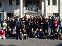 Mladi Triglavani odlično nastopili  v Ribnici