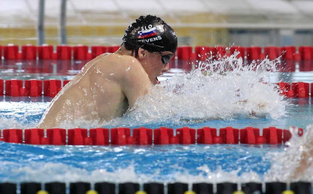 Slovenski plavalci odlično začeli sezono v NCAA