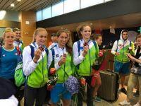 Tina bronasta na Evropskem mladinskem prvenstvu