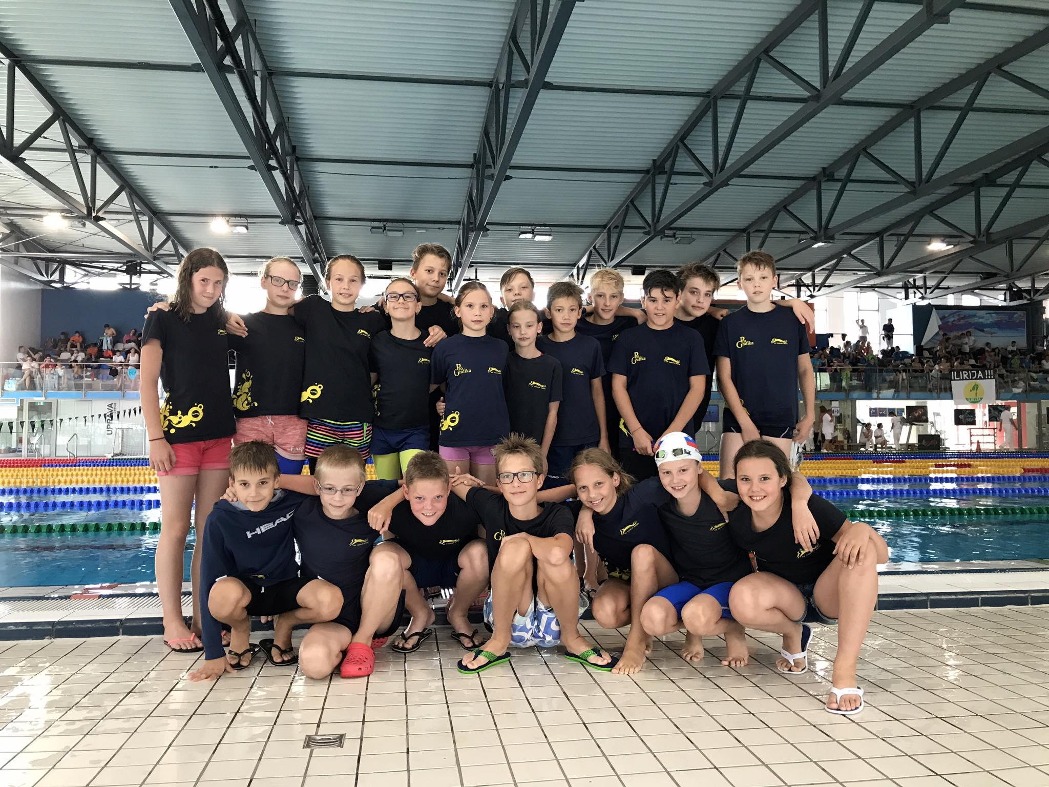Državno prvenstvo za mlajše deklice in dečke v Mariboru
