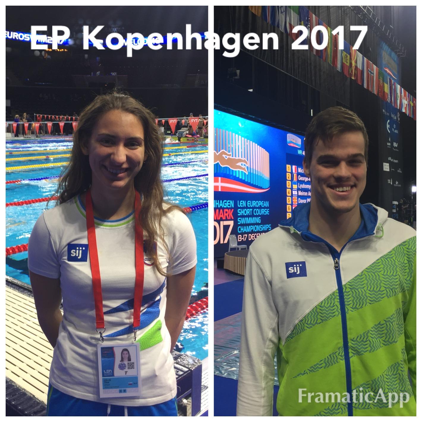 TINA in PETER uspešna na evropskem prvenstvu na Danskem
