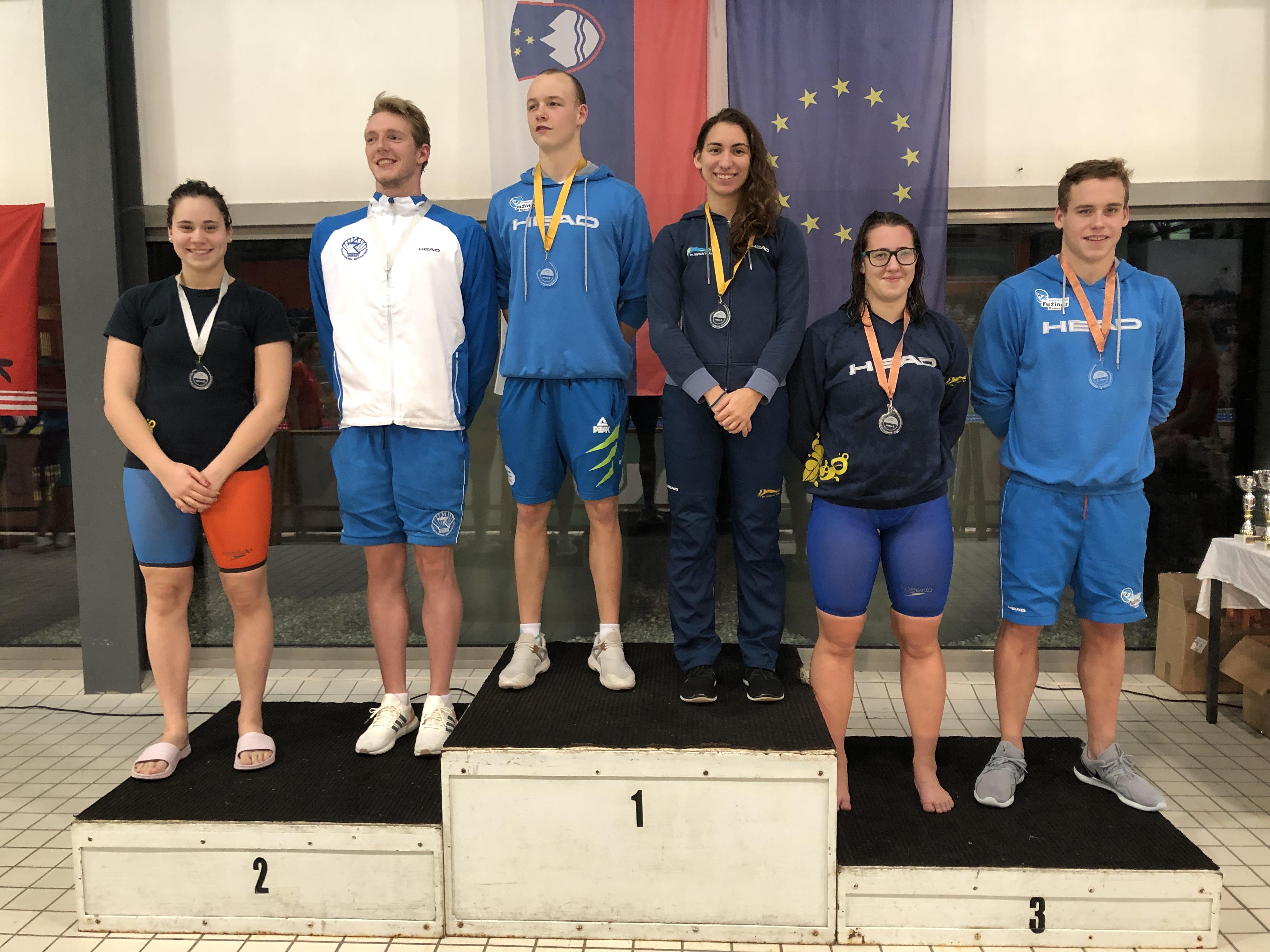 Sašo in Tina zmagovala v Mariboru
