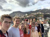 Klubska selekcija na pripravah na Madeiri