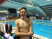 Sašo na Reki ponovno rekordno in z normo za mladinsko evropsko prvenstvo