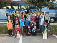 Začetek sezone za najmlajše v Ribnici